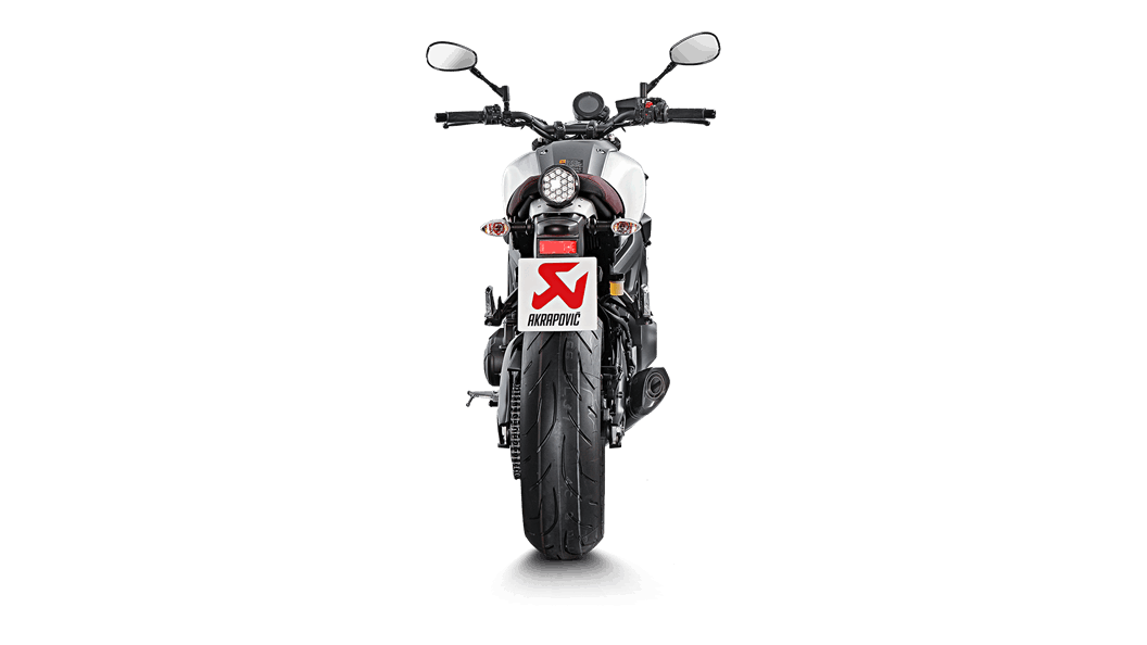 Yamaha XSR 900 Racing Line Carbon