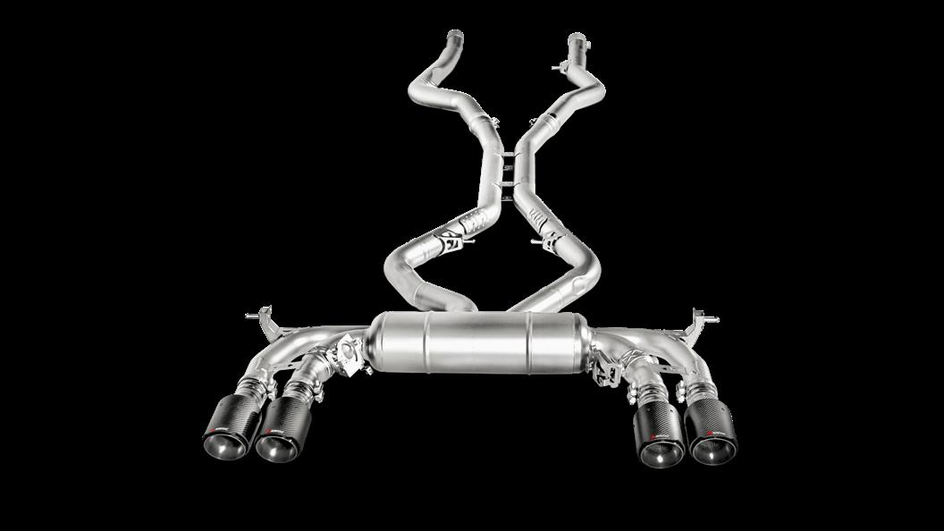 BMW X5 M (F85) 2018 Evolution Line (Titanium) X5 M - 天蝎