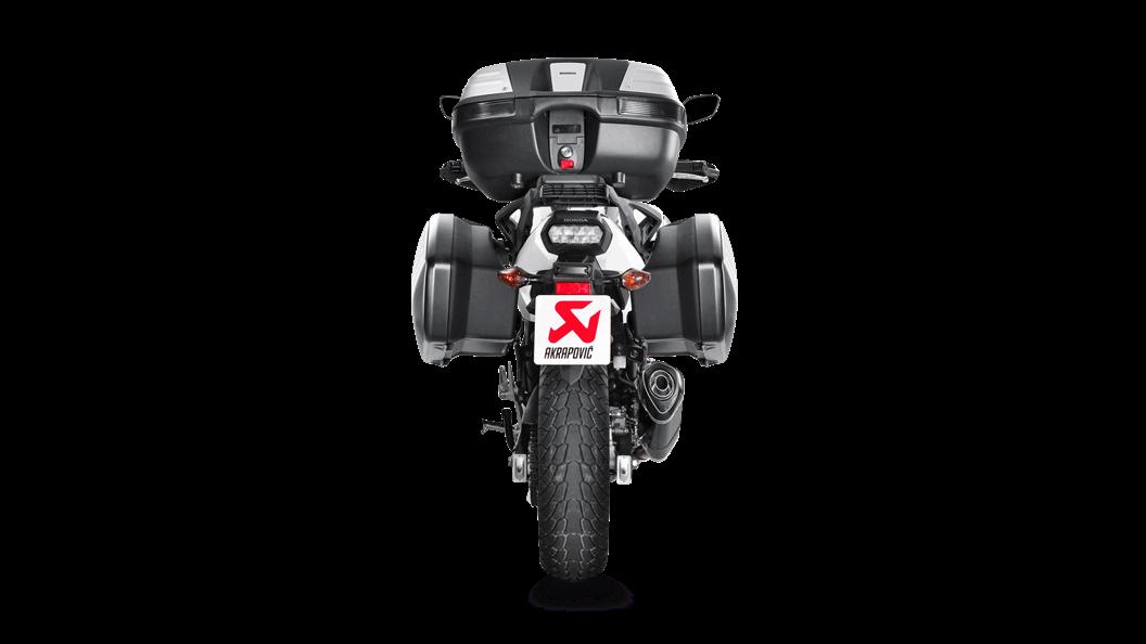 Honda NC 700/750X 2019 Slip-On Line (Carbon) - Akrapovič