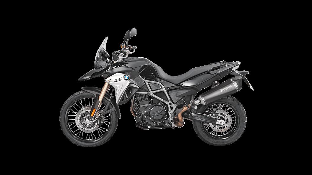 Bmw F 800 Gs 2017 Slip On Line Titanium Akrapovič Motorrad Auspuffanlagen