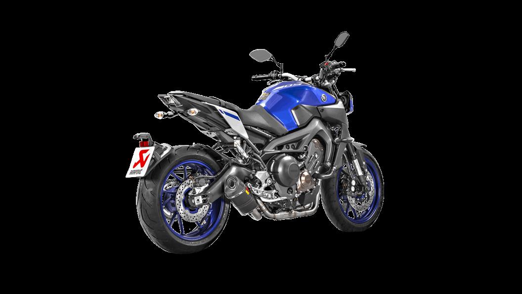 Yamaha MT-09/FZ-09 2018 Racing Line (Carbon) - Akrapovič
