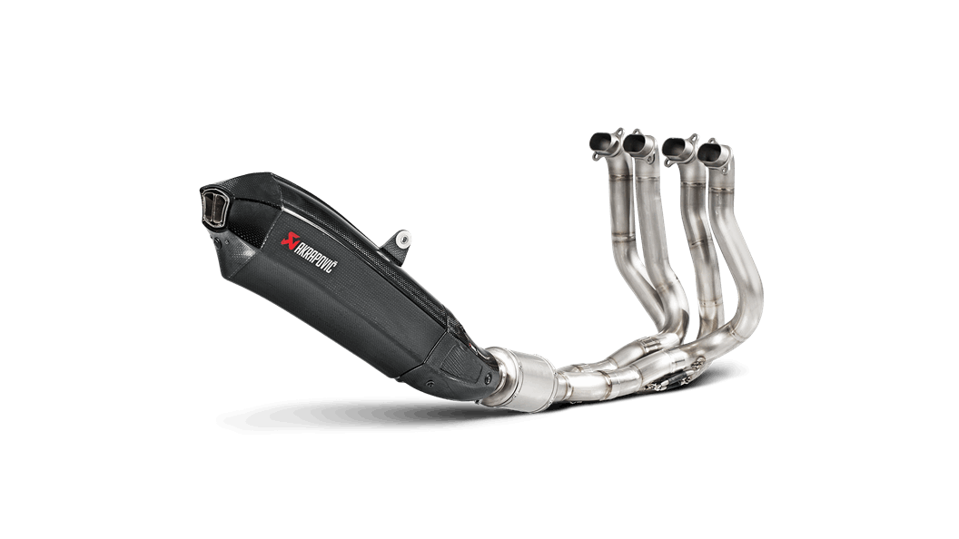 Kawasaki Ninja H2r 2018 Evolution Line Carbon Akrapovič