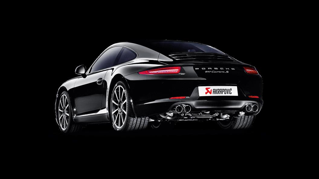 Porsche 911 Carrera S44sgts 991 2015 Slip On Line
