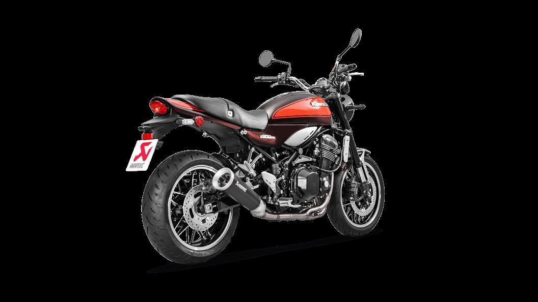 Kawasaki Z900 RS / Cafe 2018 Optional Header (SS) - Akrapovič