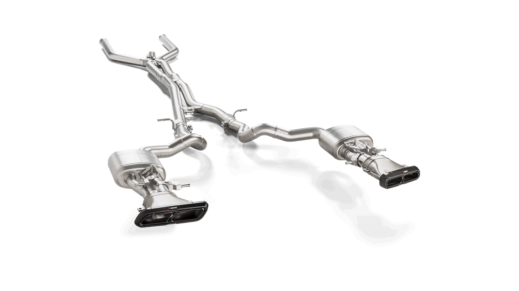 Mercedes-AMG E 63 / E 63 S (W213) 2018 Evolution Line (Titanium