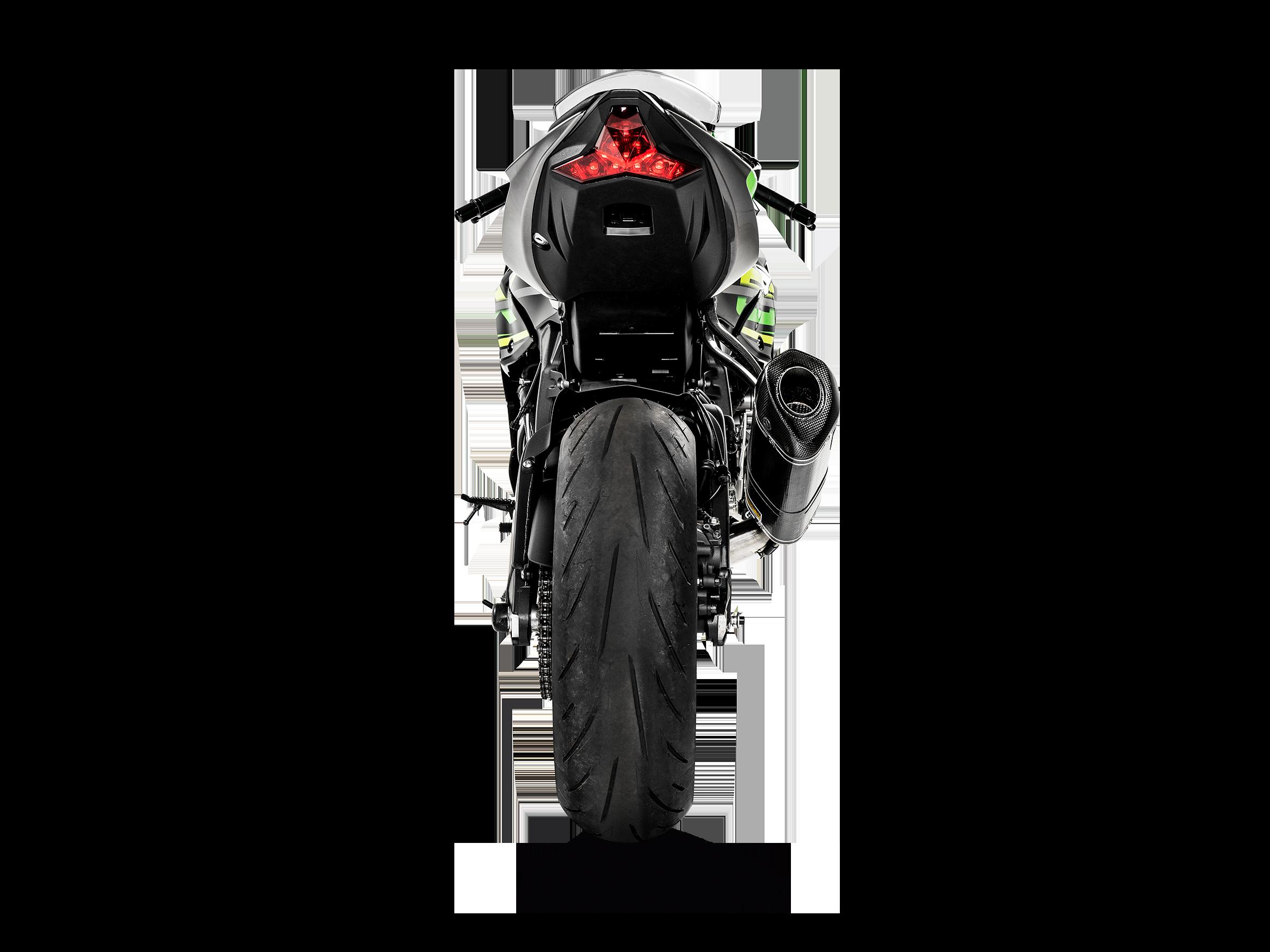 Kawasaki Ninja Zx 6r 636 2020 Racing Line Carbon Akrapovic Motorcycle Exhaust