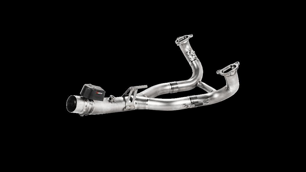 BMW R 1250 GS / ADVENTURE 2019 Optional Header (Titanium