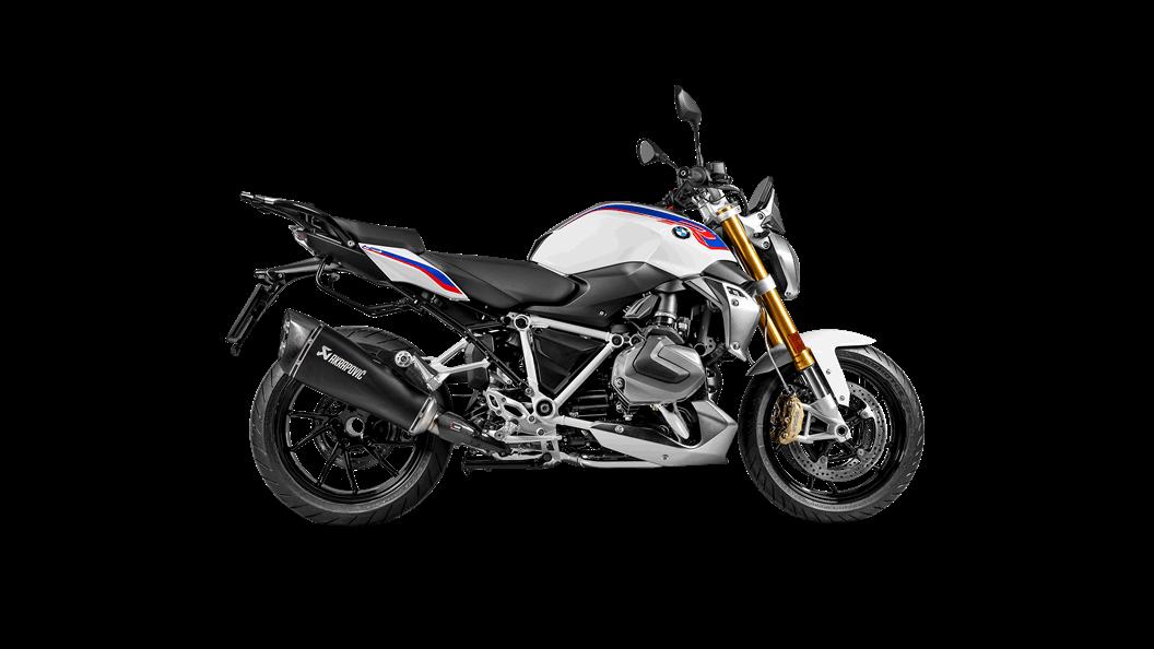 Bmw R 1250 Rs 2019 Slip On Line Titanium Akrapovic Motorcycle