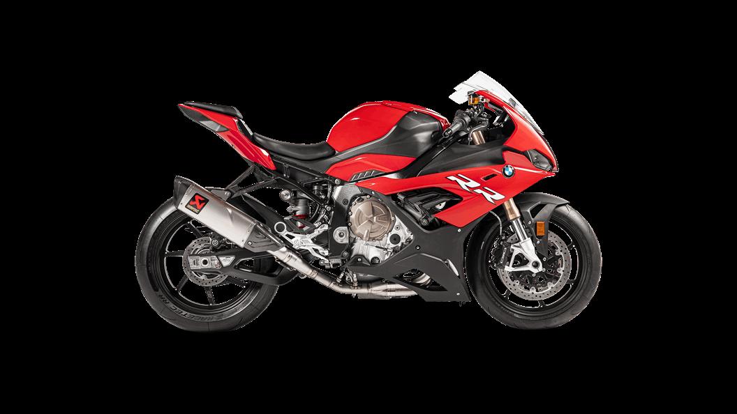 Bmw S 1000 Rr 2019 Evolution Line Titanium Akrapovic Motorcycle