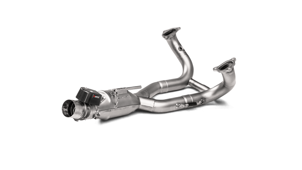 Bmw R 1250 Rs 2019 Optional Header Ss Akrapovic Motorcycle Exhaust