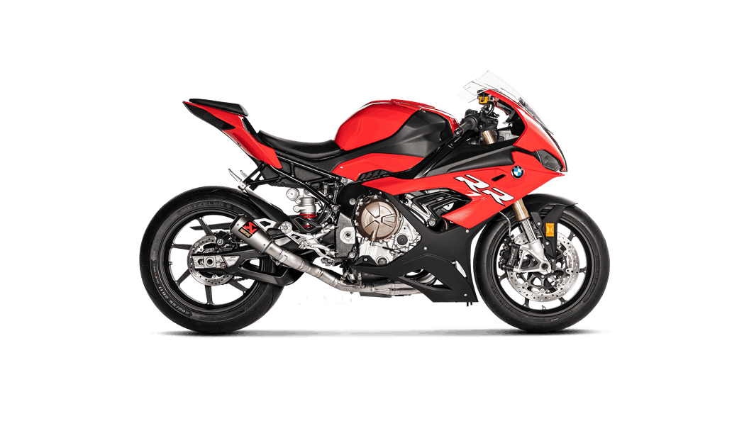 Bmw S 1000 Rr 2020 Optional Header Titanium Akrapovic Motorrad Auspuffanlagen