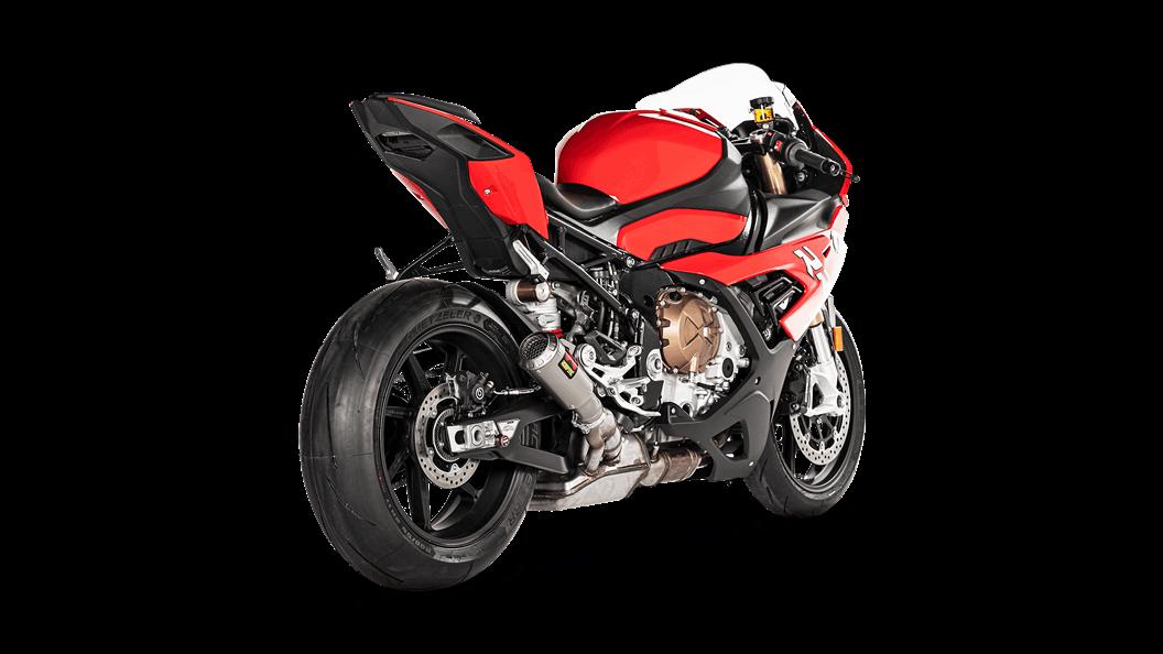Bmw S 1000 Rr 2019 Slip On Line Titanium Akrapovič Motorrad Auspuffanlagen
